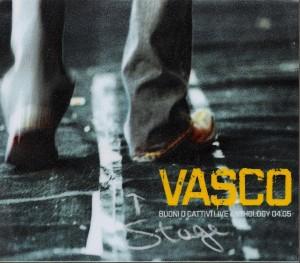 Vasco Rossi buoni o cattivi live anthology '04-'05